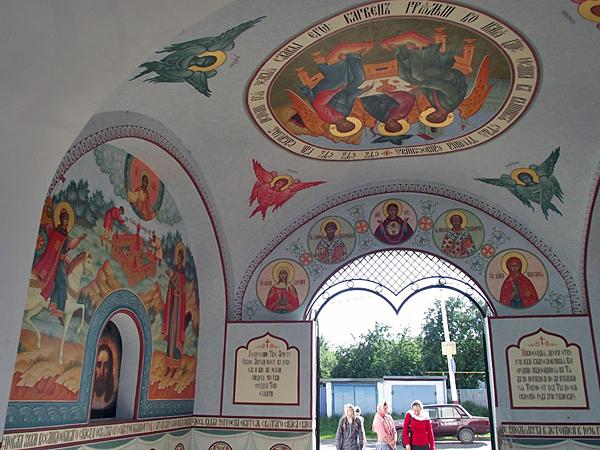 Спасо-Преображенский монастырь в Муроме