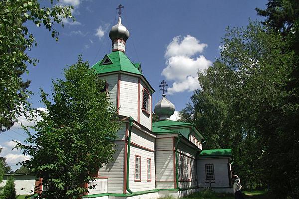 Великодворье. Монастырь Параскевы Пятницы