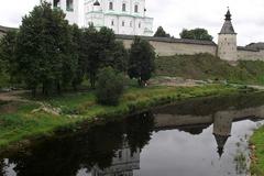 Паломничество в Псково-Печерский монастырь