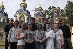 10.08.2012 Паломничество в Псково0Печерский монастырь