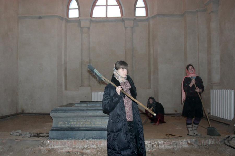 Послушание в Спасо-Яковлевском Димитриевском монастыре Ростова Великого