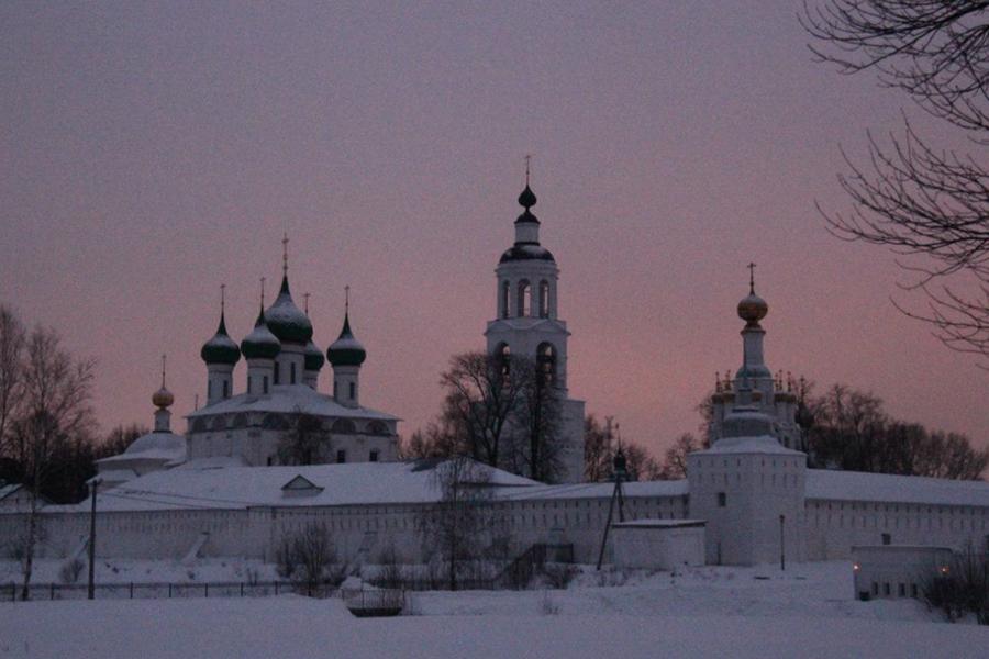 Толгский женский монастырь Ярославская обл.