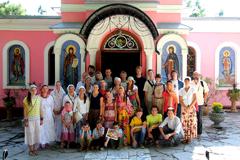 В Топловском Свято-Параскевиевском монастыре