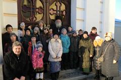 Вертоград в Серпуховском Высоцком монастыре