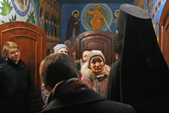 28-29.12.2013 Паломничество к святыням Рязани