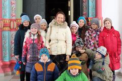 Паломничество в Высоцкий монастырь