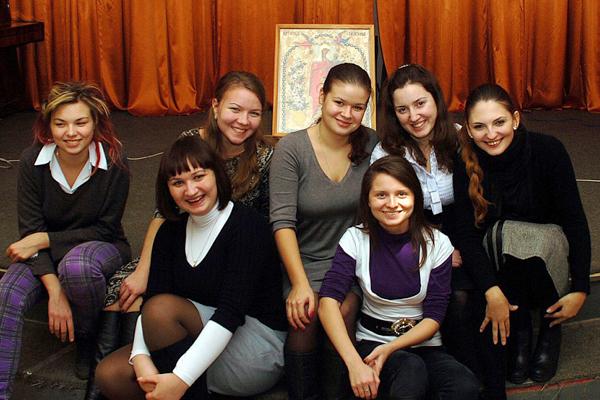 Встреча выпускников в 2010 г.