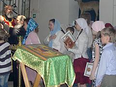 Выпуск воскресных школ Серпухова
