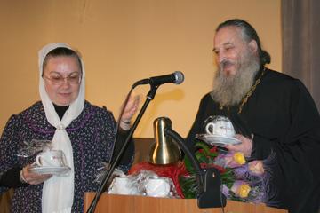 отец Владимир и матушка Елена Кирпичевы