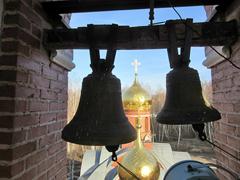 Школа звонарей при Михаило-Архангельском храме г.Пущино